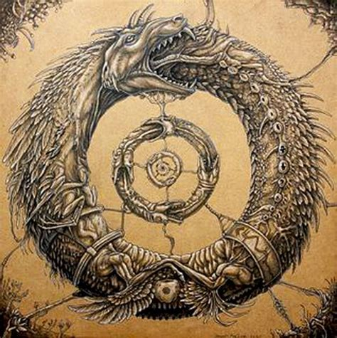 uroboro tattoo pinterest 136 best images about ouroboros on pinterest norse