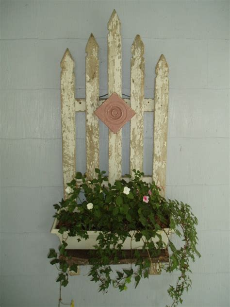 picket fence craft projects 14 things to make with fence boards