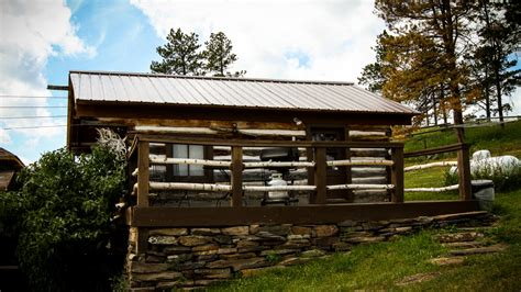 Roadside Grill And Cabins by 1910 Log Cabin S Slate Rock Ranch