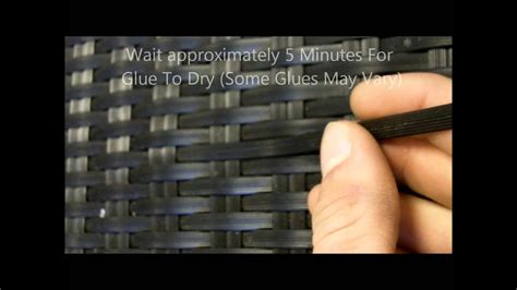 repair rattan garden furniture white stores youtube