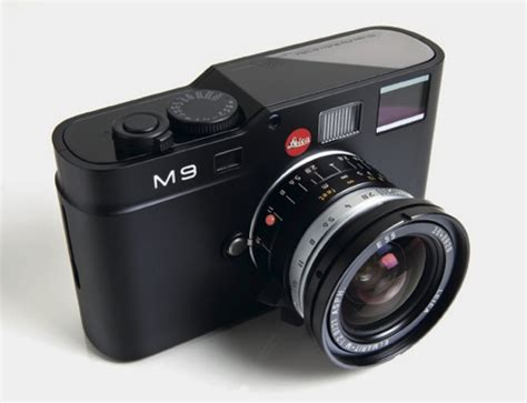 leica m9 leica m9 titanium limited edition brochure is out with