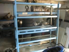 Engine Shelf by Large Heavy Duty Metal Rack Engine Racking Shelf Unit