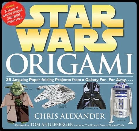 Wars Origami Books - wars origami book