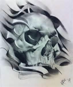 skull artwork tattoo com