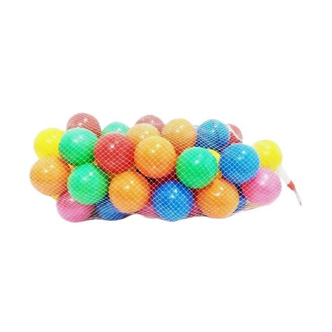 Bola Plastik Untuk Mandi Bola jual balls bola mandi plastik random color 50 pcs harga kualitas