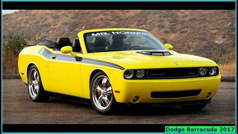 2019 Dodge Challenger Barracuda by 2019 Dodge Challenger Convertible Specification Redesign