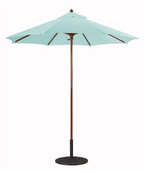 Industrial Patio Umbrellas 7 5 Wood Commercial Patio Umbrella Commercial Patio Umbrellas