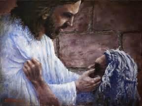 Jesus Healing Blind Seven Signs In John Week 6 Healing The Blind Man 171 The