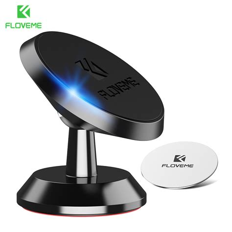 Holder Magnet Gps Aksesoris Handphone Iphone Samsung Xiaomi aliexpress buy floveme universal car holder magnet