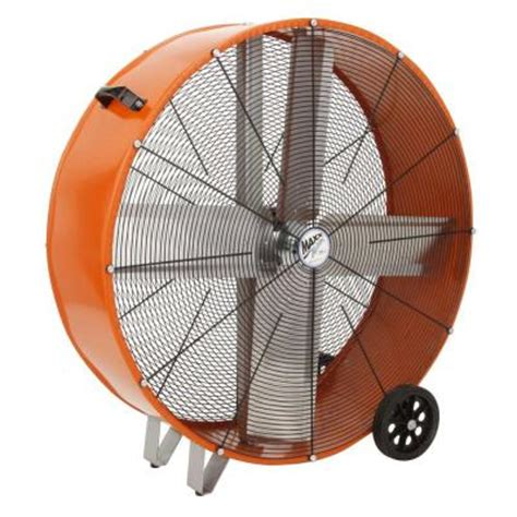 home depot barrel fan ventamatic 36 in 2 speed direct drive barrel or drum fan