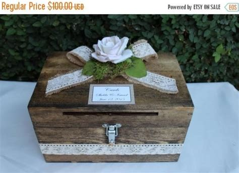 wooden wedding card holder on sale wedding card box cardholder wooden lockable