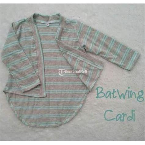 Outer Cardigan Anak 1 2 Tahun baju outer batwing cardigan anak balita perempuan murah