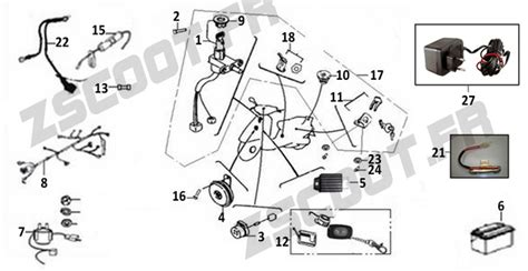 keeway matrix  user manual auto electrical wiring diagram