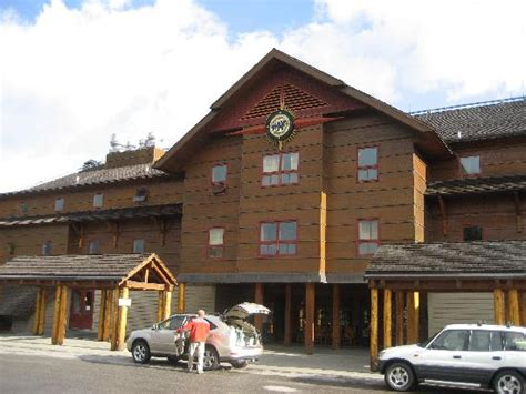 faithful snow lodge western cabin faithful snow lodge western cabin picture of