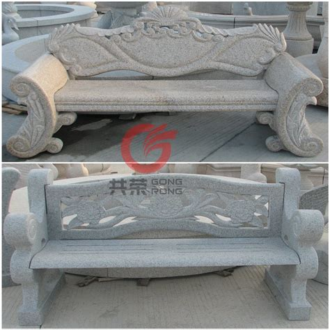 stone garden bench with back stone bench with back rest china stone bench garden