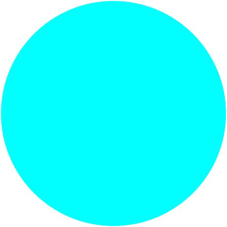 what color is cyan file disc plain cyan svg