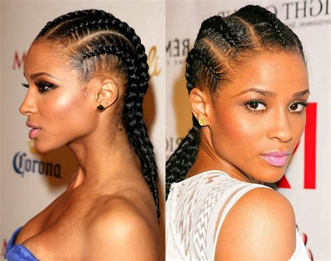 Black Cornrows Hairstyles by Box Braids Hairstyles To Get Ispired With