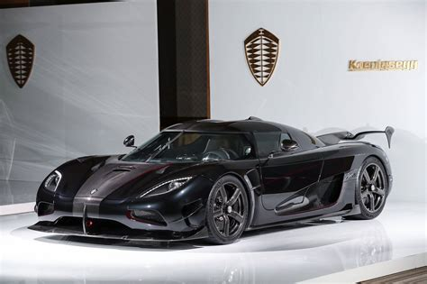 Koenigsegg Agera Rsr Debuts In Japan Limited To 3 Units