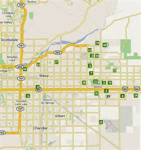 where is mesa arizona on a map mesa arizona map pictures to pin on pinsdaddy