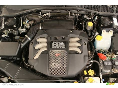 h6 3 0 liter doch6 cylinder subaru boxer engine picture 1
