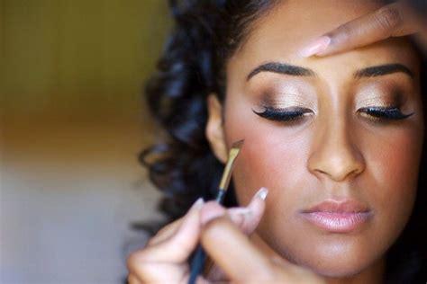 natural makeup tutorial african american wedding day makeup african american makeup vidalondon
