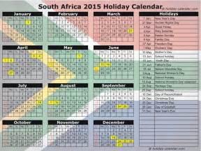 Calendar 2015 With Holidays South Africa South Africa 2015 2016 Calendar