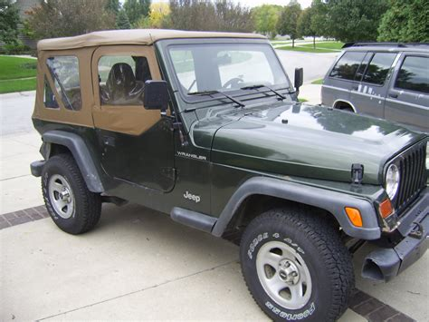 Jeep Wrangler 1997 1997 Jeep Wrangler Other Pictures Cargurus
