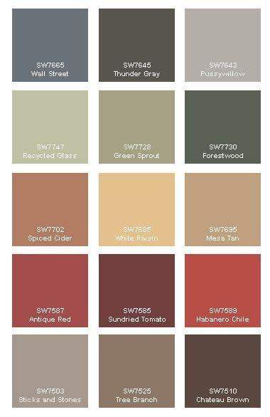 rustic color scheme 16 ideas of victorian interior design paint schemes