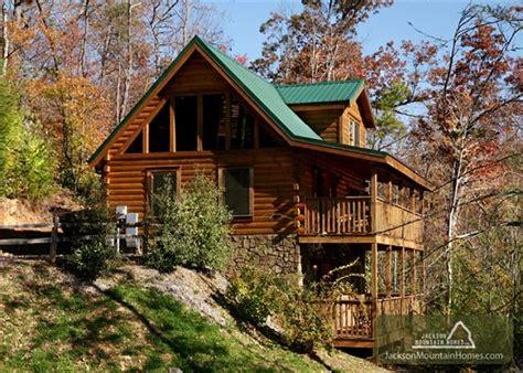 gatlinburg vacation home rentals gatlinburg vacation rental chalet highpoint escape
