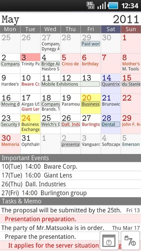Best Calendaring App Three Noteworthy Android Calendaring Apps Techrepublic