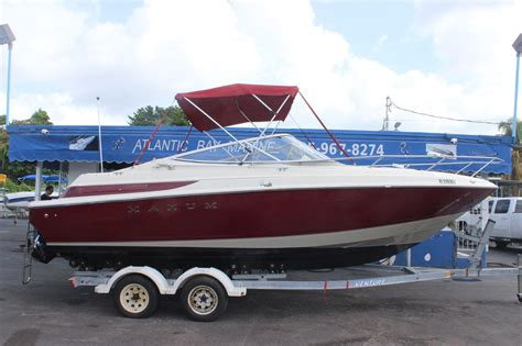 1998 used maxum 2300 sc cruiser boat for sale 7 900 - Maxum Boats Cruisers