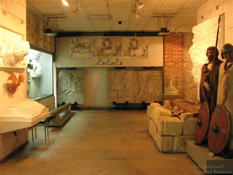 room ro dacian antiquity museum bucharest romania tours by cris tours