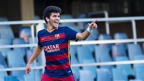 barcelona young players tottenham tipped to sign one of barcelona s best young players