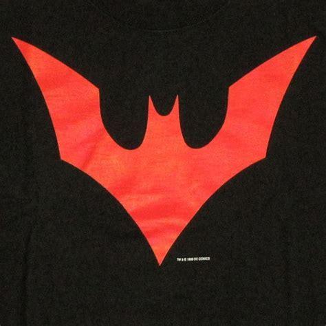 Tshirt Batman Beyond batman beyond sleeve t shirt