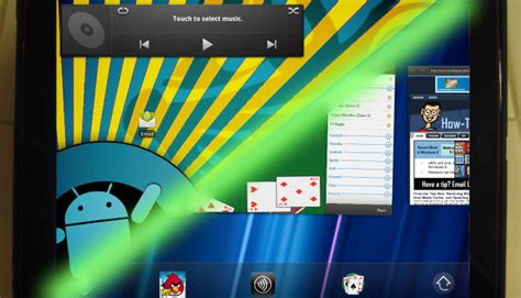 install android on hp touchpad как установить android на hp touchpad