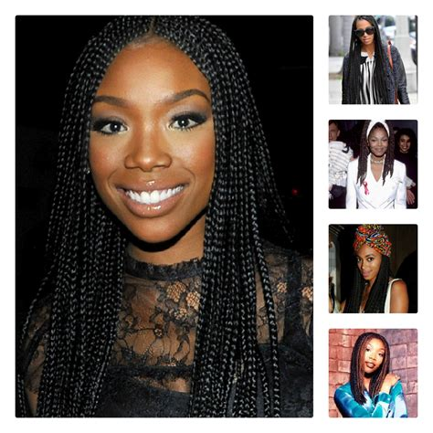 janet jackson poetic justice braids hairstyles janet jackson brings back the poetic justice braids