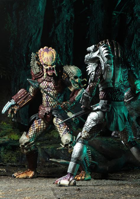 Predator Enforcer Predator predator 7 quot scale figures ultimate bad blood vs