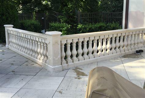 Concrete Balustrade Railing Concrete Balustrade Porch Railings Stair Railings