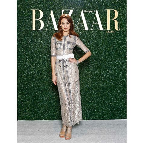 Harpers Baazars Best Dressed Of 2007 by The S Bazaar Arabia Carpet Studio At Diff