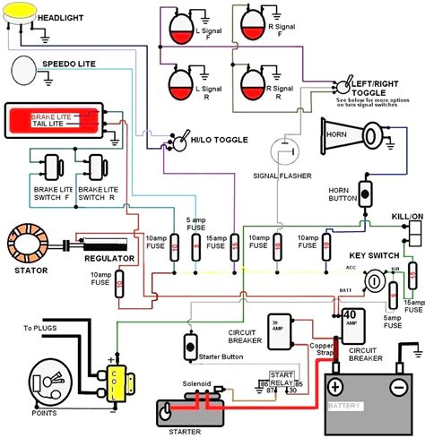 badlands illuminator wiring diagram harley fxr illuminator