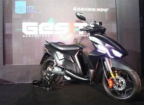 Sepeda Listrik Neptunus Sepedah Motor sepeda motor listrik nasional gesits informasi otomotif