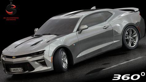 Free Camaro 3d Model