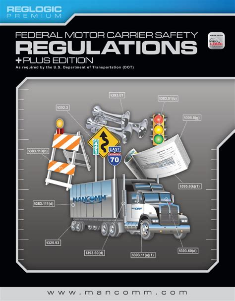 section 391 of the federal motor carrier safety regulations issuu mancomm s fmcsr plus by benjamin kuriscak