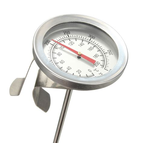 Food Thermometer stainless steel bbq probe thermometer barbecue food
