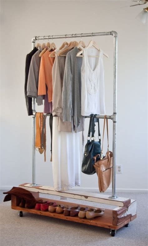 bedroom 2017 garment standing closet rack new design free