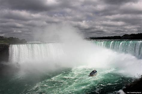 niagara falls boat trip from toronto four tips on planning a trip to niagara falls the