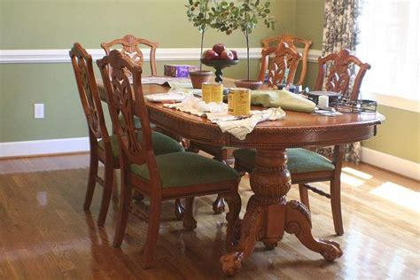 chalk paint jonesboro ar hometalk spray painted dining table and chairs