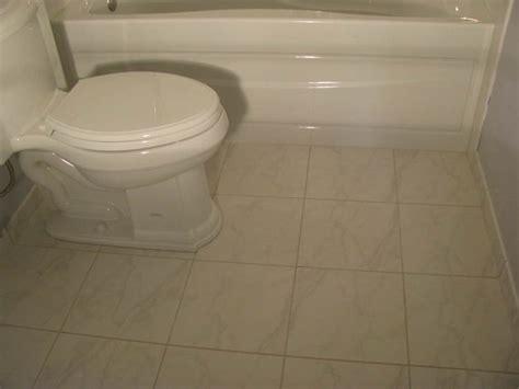 18x18 tile in small bathroom 12x12 porcelain tiles same bathroom as left photo santa rosa