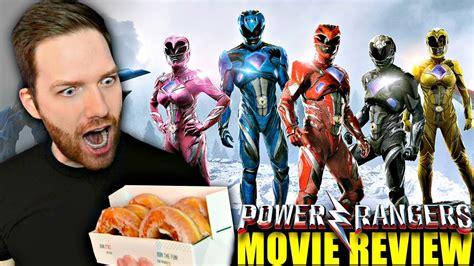 youtube film kartun anak power ranger power rangers movie review youtube