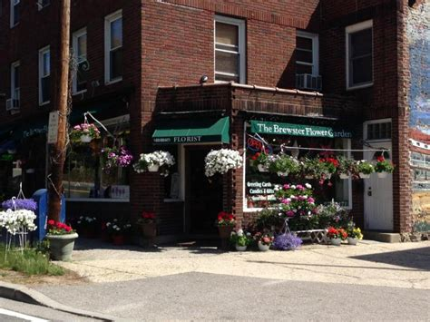 Brewster Small Business Spotlight The Brewster Flower Brewster Flower Garden